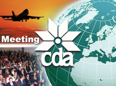 Meeting CDA 2016 - Save the date